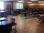 Spacious Science Rooms
