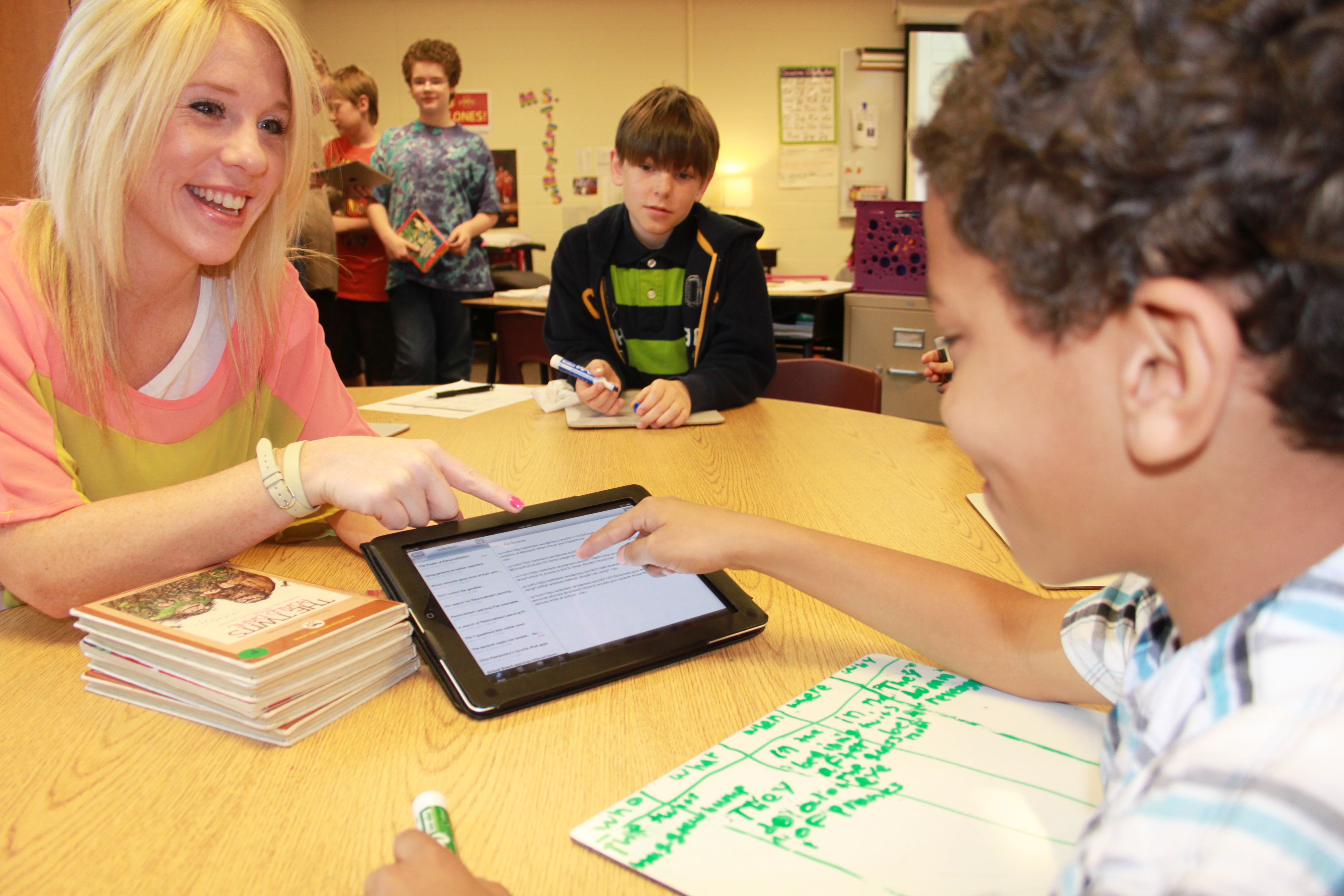 What's on my iPad: featuring classroom teacher Sarah ... Ipads In The Classroom