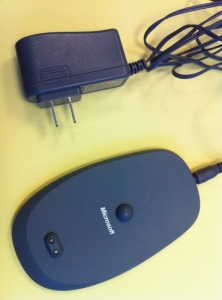 Microsoft Mouse Charger, version 1.0