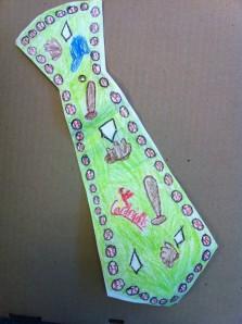 Paper Tie