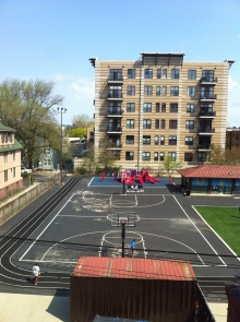 Their playground.
