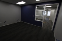 Human Resources, in the new office area looking towards the Directors office.